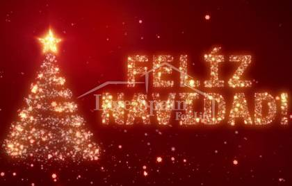 FELIZ NAVIDAD & HAPPY NEW YEAR to Clients old and New