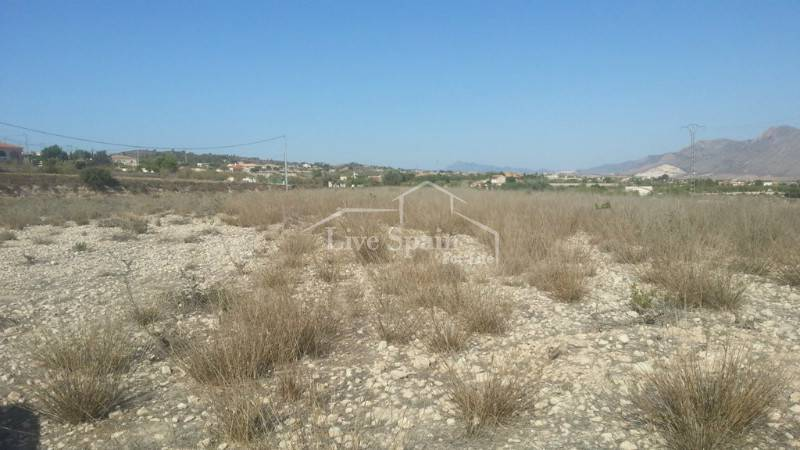 Resale - Land - Hondon De Las Nieves