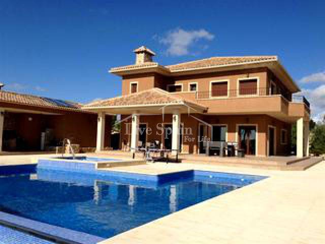 Impressive 7 bed property with pool in magnificent s for San miguel de salinas swimming pool
